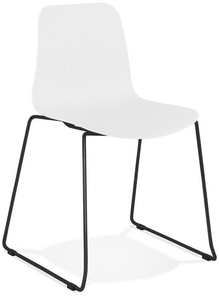 Kokoon design - krzesło bee, białe