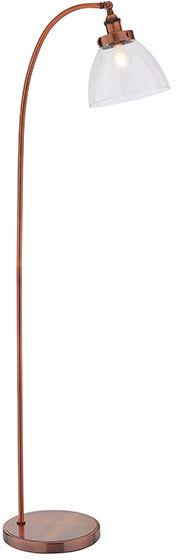 Lampa podłogowa Hansen 77862 Endon minimalistyczna oprawa w stylu nowoczesnym