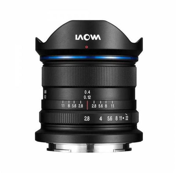 Laowa Dreamer Zero-D 9mm f/2.8 - obiektyw do Micro 4/3 Laowa Dreamer Zero-D 9mm f/2.8