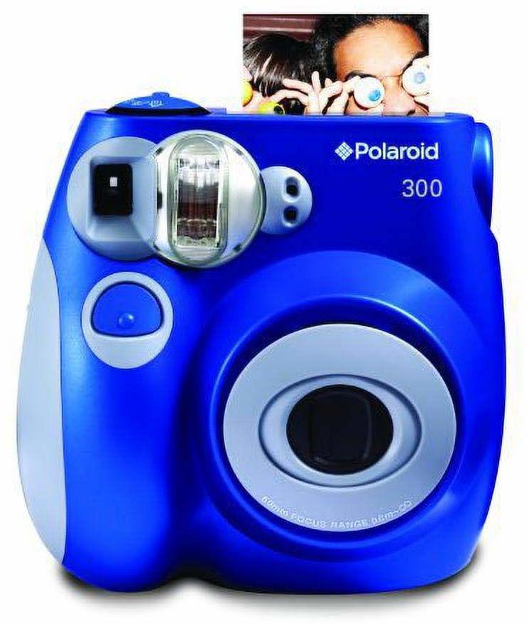Polaroid Kamera natychmiastowa PIC-300 (niebieski)
