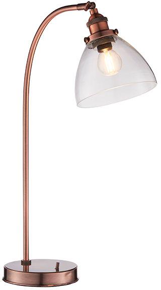 Lampa stołowa Hansen 77861 Endon minimalistyczna oprawa w stylu nowoczesnym