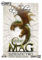 Dziewiąty Mag. Tom 3. Dziedzictwo - Audiobook.
