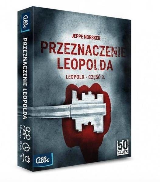 Gra 50 Clues część 3 Przeznaczenie Leopolda - Albi