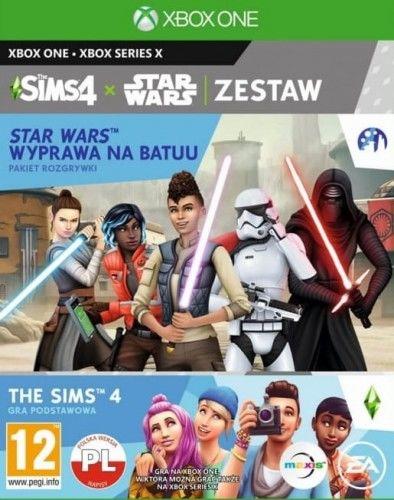 The Sims 4 + The Sims Wyprawa na Batuu XOne