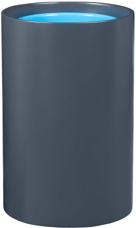 Donica z włókna szklanego D101C antracyt mat