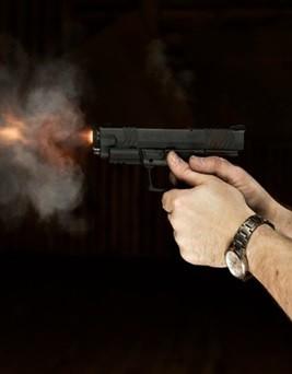 Strzelanie na strzelnicy dla dwóch osób  Warszawa