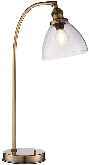 Lampa stołowa Hansen 77859 Endon minimalistyczna oprawa w stylu nowoczesnym