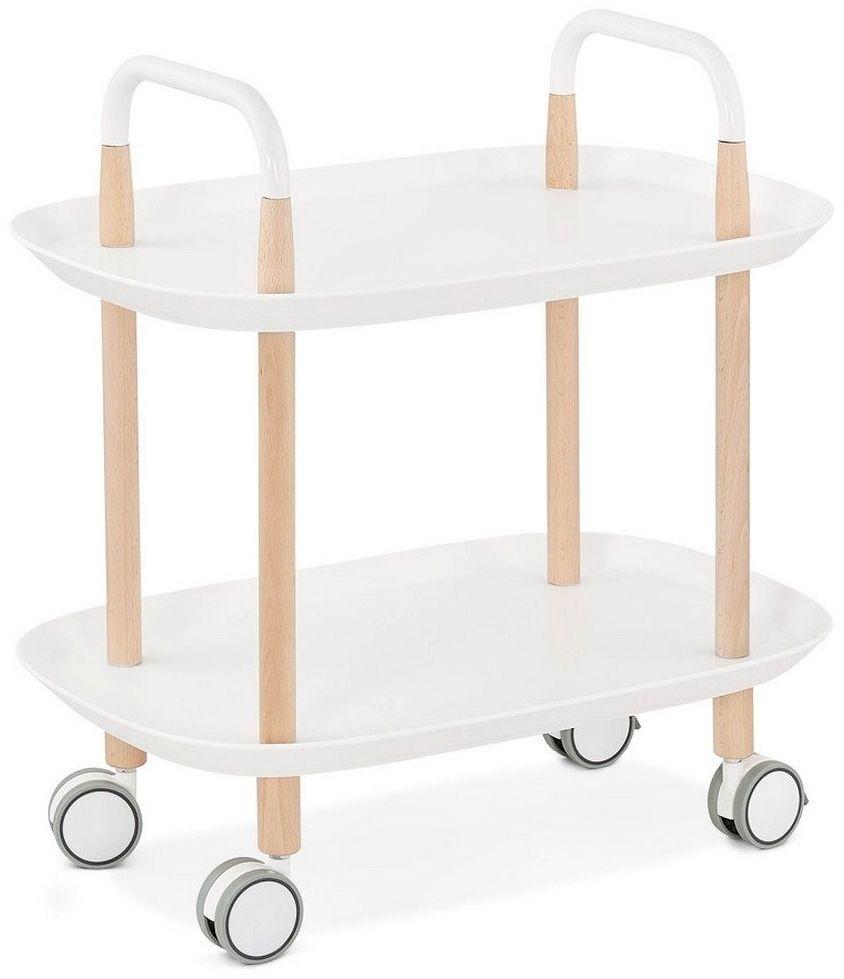 Kokoon design - stolik servy, biały