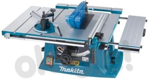 uniwersalna pilarka stołowa 260/30mm, 1600W, Makita [MLT100N]