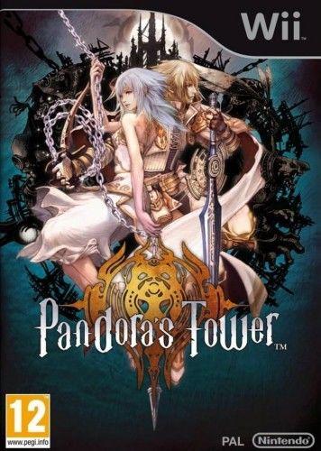Pandora''s Tower Wii Używana