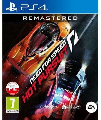 Gra PS4 Need for Speed Hot Pursuit Remastered