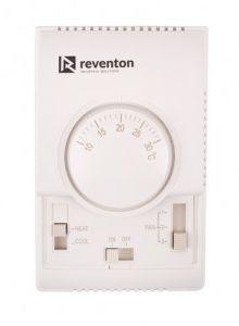 3-stopniowy regulator obrotów z termostatem Reventon HC3S