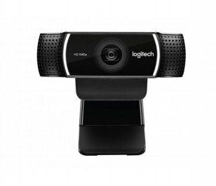 Logitech C922 Pro Stream Webcam - Gwarancja bezpieczeństwa. Proste raty. Bezpłatna wysyłka od 170 zł.