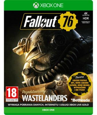 Gra Xbox One Fallout 76: Wastelanders