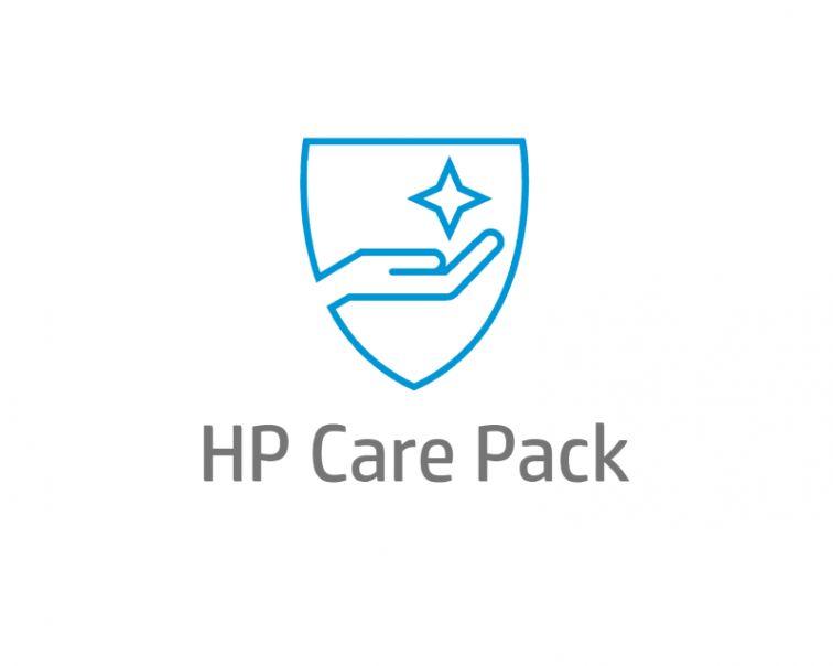 Polisa serwisowa / wymiana urządzenia w następnym dniu roboczym HP CLJ (wymiana / 3 lata) (UX435E)