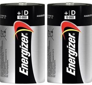 Baterie Energizer LR20 D 2 szt.