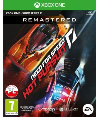 Gra Xbox One Need for Speed Hot Pursuit Remastered