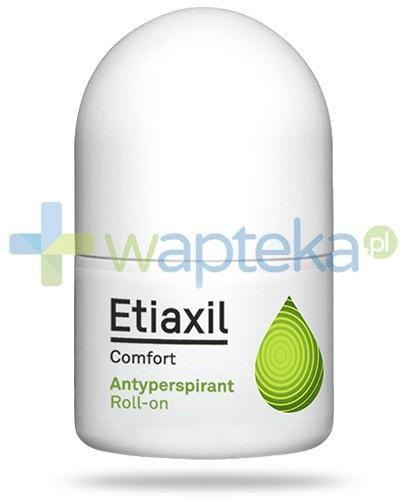 Etiaxil Comfort antyperspirant roll-on z aktywnym systemem Cpx 15 ml