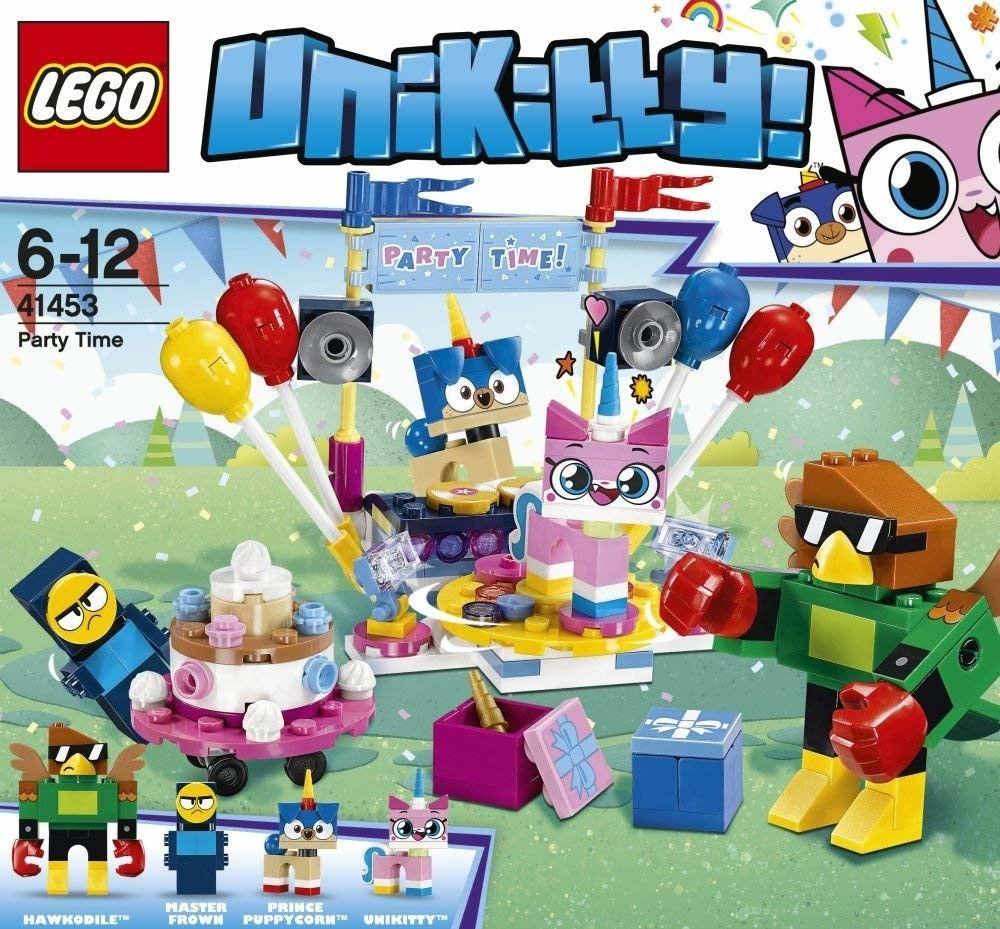 LEGO Unikitty - Czas na imprezę 41453