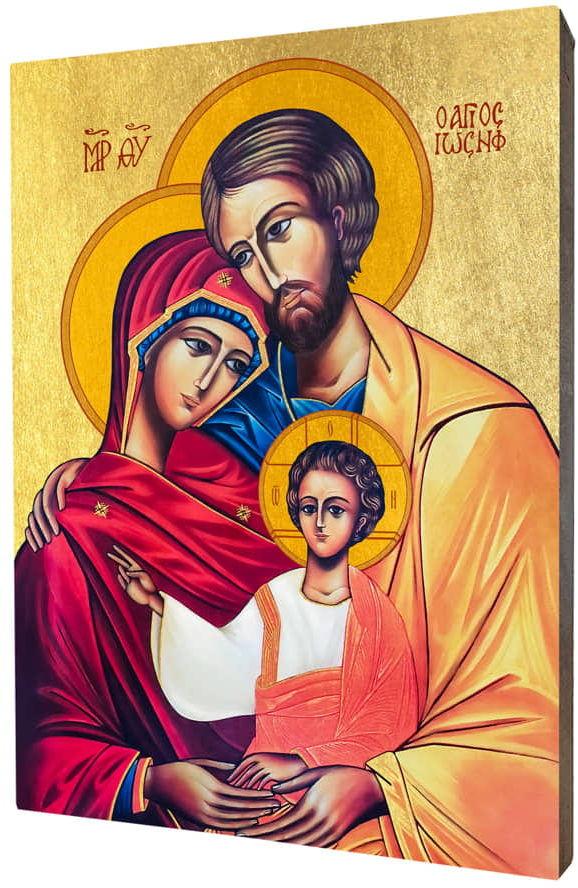 Święta Rodzina, ikona Domowego Kościoła