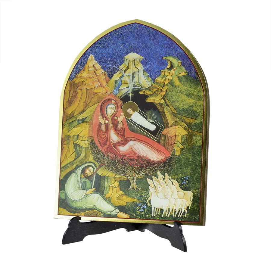 Ikona włoska Boże Narodzenie