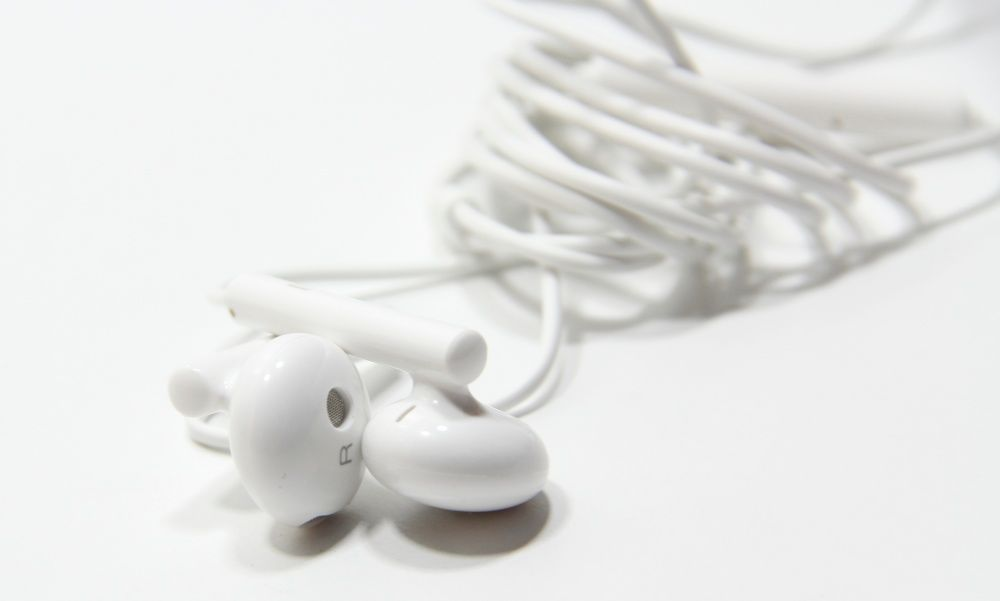 Słuchawki Huawei AM115 biały (bulk)