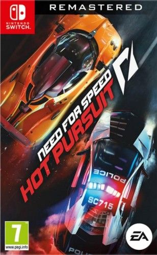 Need for Speed Hot Pursuit Remastered NS