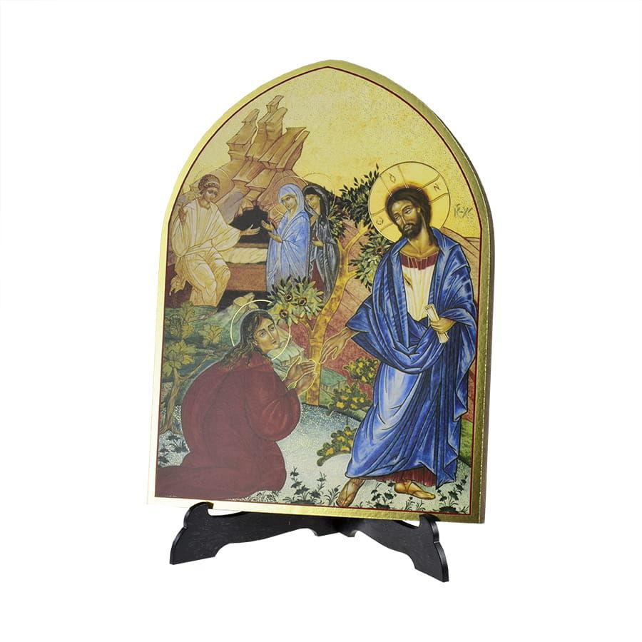 Ikona włoska Zmartwychwstanie