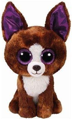 TY Pupilki Beanie Boos Dexter Chiuahua 15vm