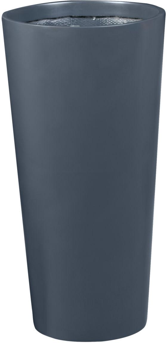 Donica z włókna szklanego D208C antracyt mat