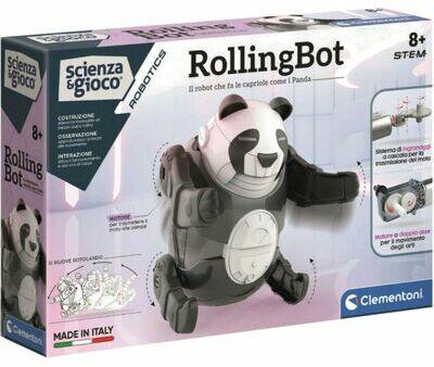 Zabawka CLEMENTONI Rollingbot PANDA 50684. > DARMOWA DOSTAWA ODBIÓR W 29 MIN DOGODNE RATY