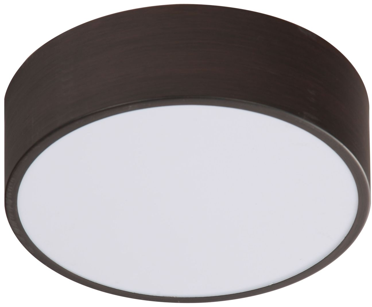 Candellux ZIGO 10-39545 LAMPA SUFITOWA plafon lampa sufitowa abażur wenge 10W LED 6500K 25cm