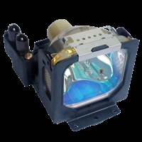 Lampa do SANYO PCL-XW20A - oryginalna lampa z modułem