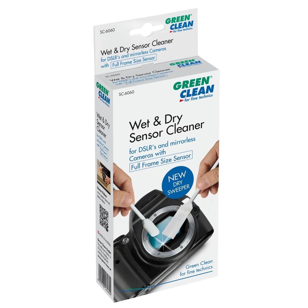 Szpatułki do czyszczenia matryc pełnoklatkowych Green Clean 6060 - WYSYŁKA W 24H