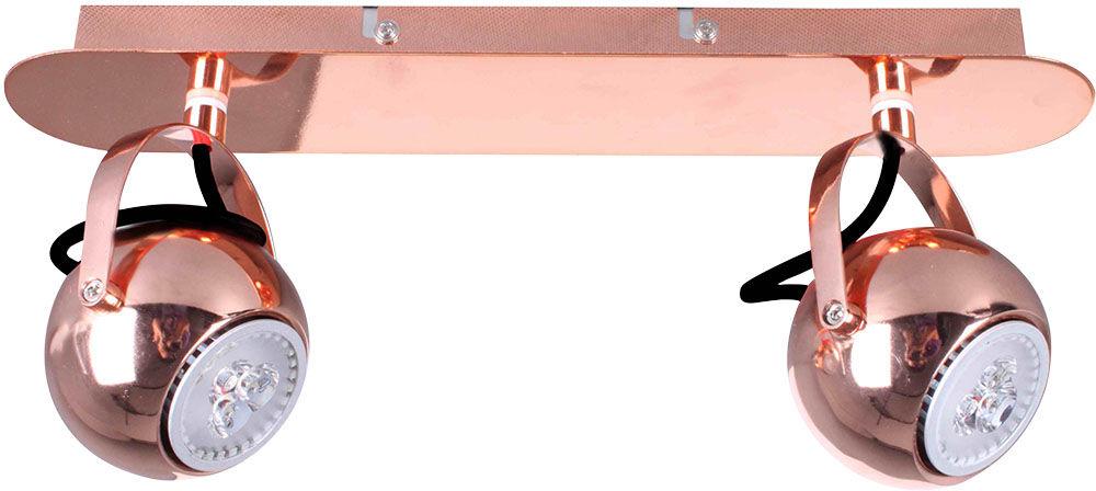 Italux listwa oświetleniowa Nicola RC FH5952AJ13-80-RC miedź podwójna