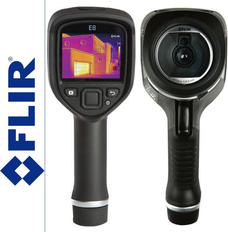 FLIR Kamera termowizyjna E8xt