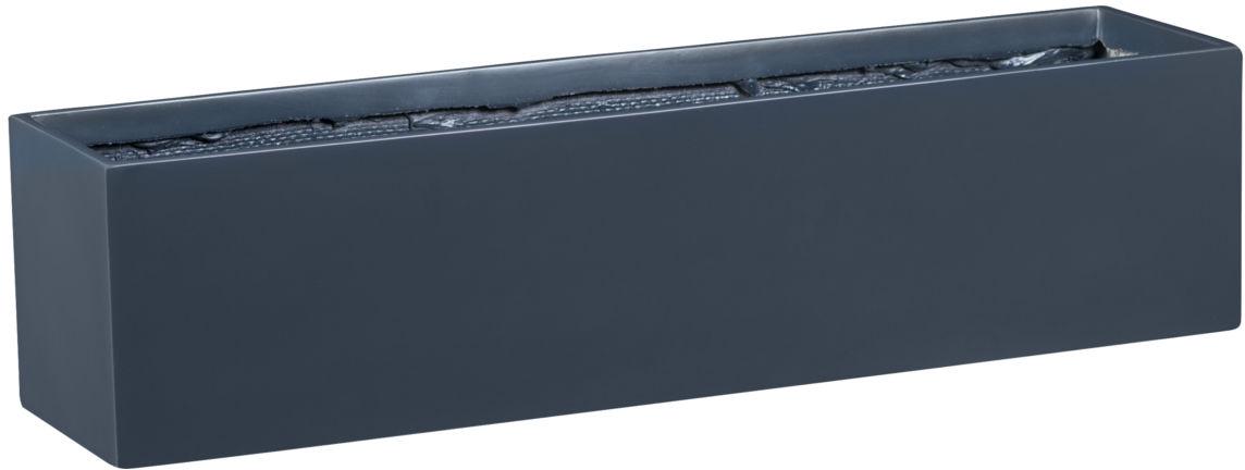 Donica z włókna szklanego D109A antracyt mat