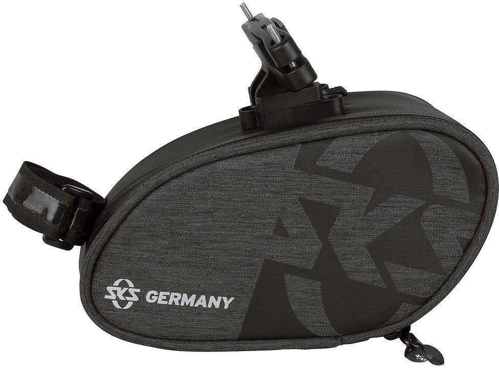 Torba podsiodłowa SKS Traveller Click 800 czarna