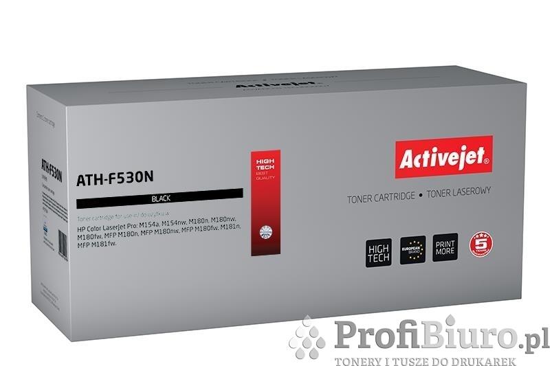 Toner Activejet ATH-F530N (zamiennik ; Supreme; 1 100 stron; czarny)