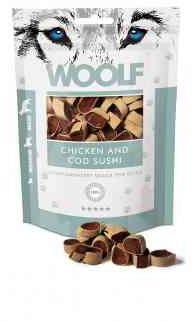 Woolf Chicken And Cod Sushi Kurczak Dorsz 100 g