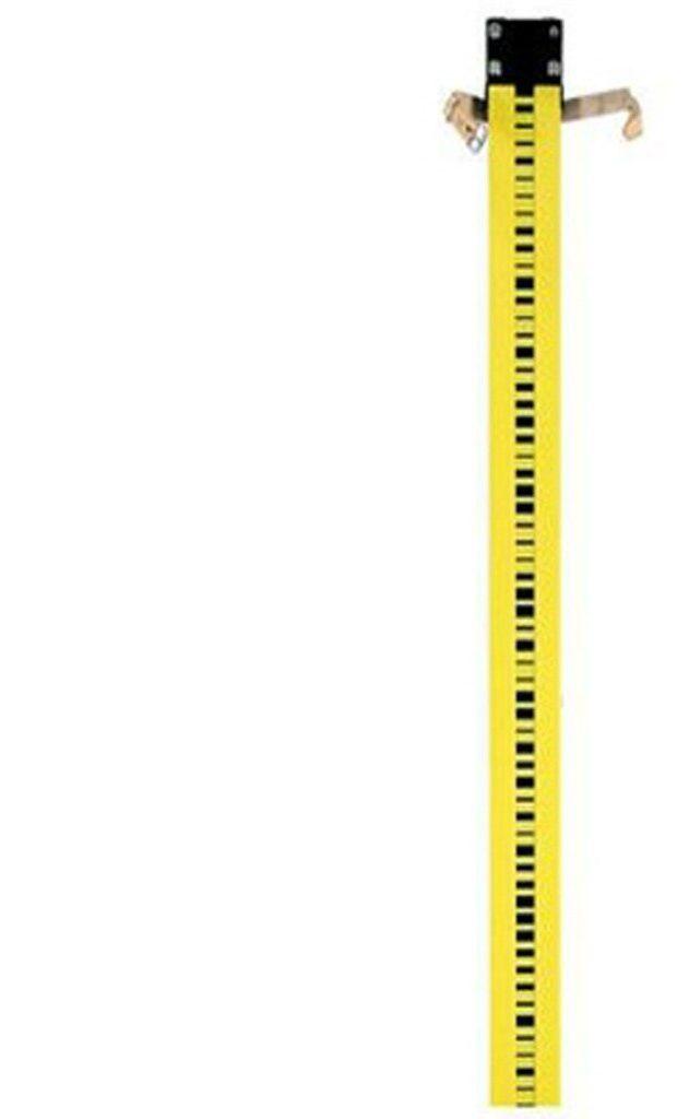 Łata inwarowa LD13, 3 m, PODZIAŁ kodowy