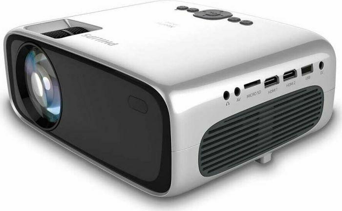 Projektor Philips NeoPix Prime NPX540/INT+ UCHWYTorazKABEL HDMI GRATIS !!! MOŻLIWOŚĆ NEGOCJACJI  Odbiór Salon WA-WA lub Kurier 24H. Zadzwoń i Zamów: 888-111-321 !!!