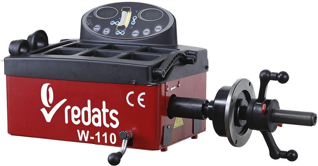 Wyważarka Półautomatyczna z Napędem Ręcznym na 230V lub 12V REDATS W-110 - W-110