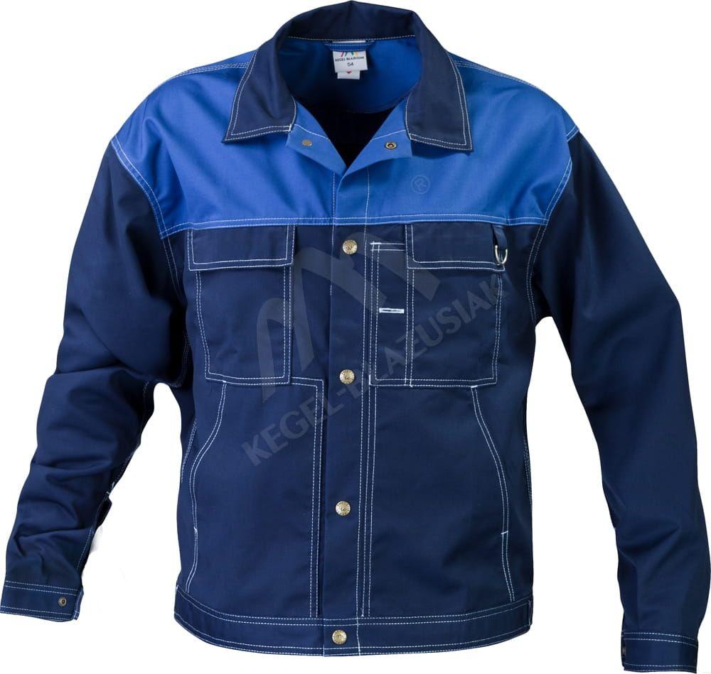 Bluza robocza Top, granatowy/niebieski