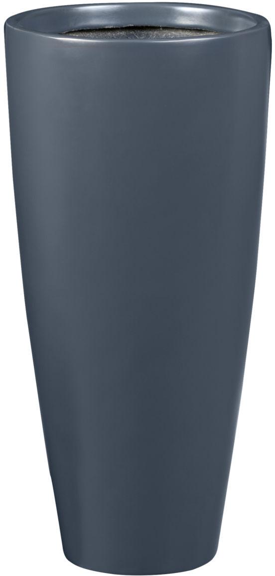 Donica z włókna szklanego D282C antracyt mat