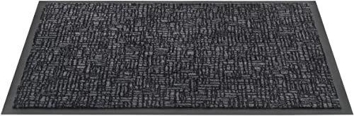 HMT 5370076080 wycieraczka poliamid szary 80 x 60 x 0,6 cm