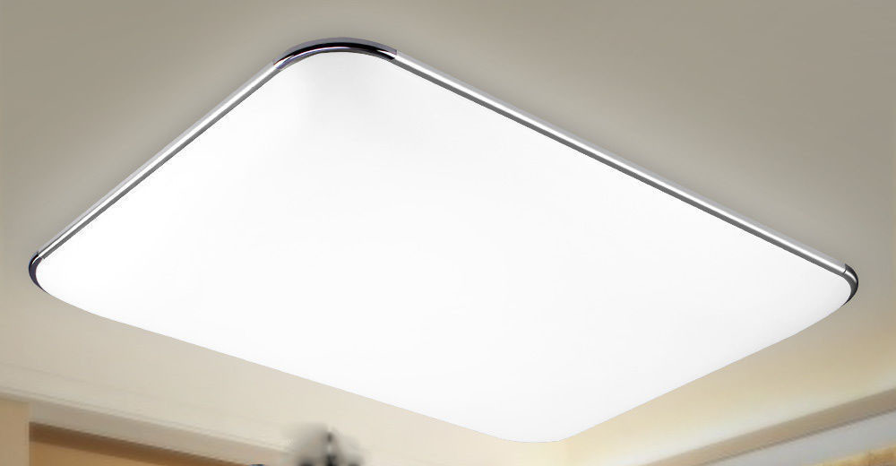 Plafon LED 93x65cm ultraslim 96Watt - P058