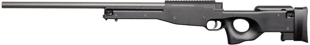 Karabin ASG AI AW308 Sniper Black (15908)