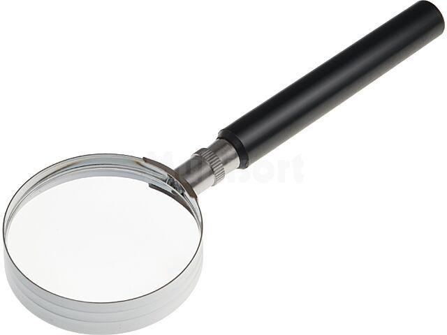 Lupa ręczna 50mm o powiększeniu x2,25 (5dpt)