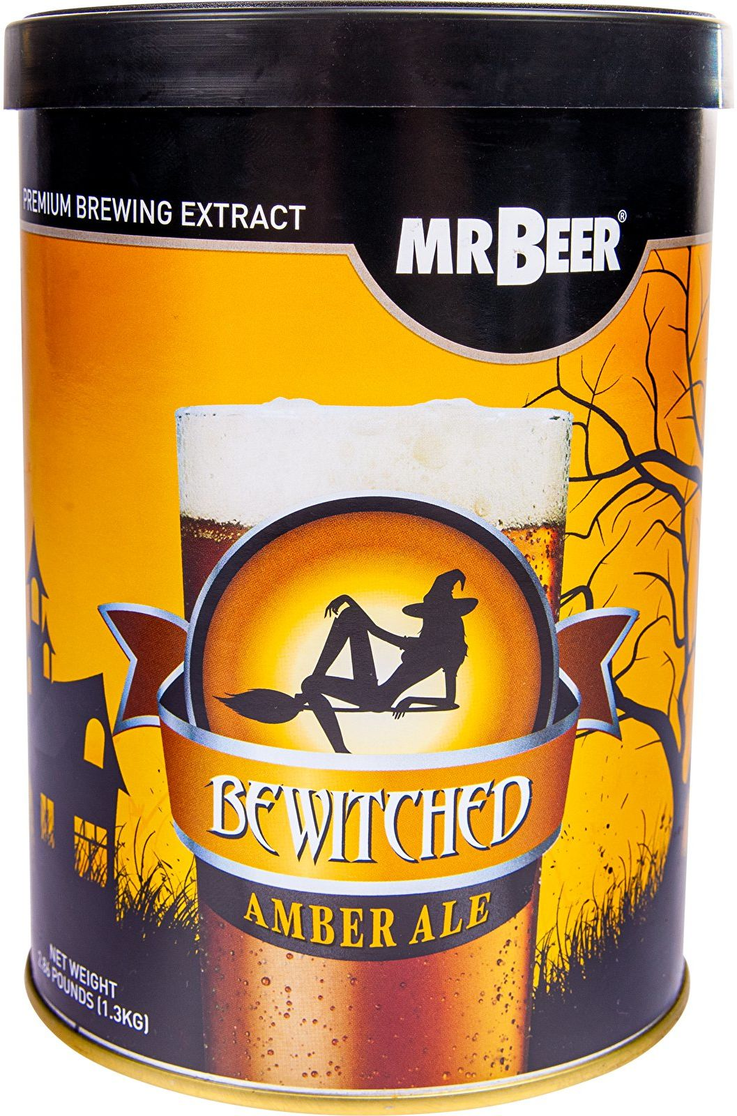 Brewkit Coopers Bewitched Amber Ale